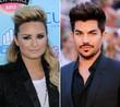 "Demi Lovato und Adam Lambert treten in ""Glee"" auf"