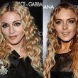 Lindsay Lohan hat eine gewagte Collage gepostet