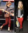 Taylor Swift und Poppy Delevigne machen aus ähnlichen Basics völlig unterschiedliche Stylings