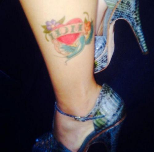 Mama-Tattoo! Wird Farrah Abraham jetzt Vorbild?