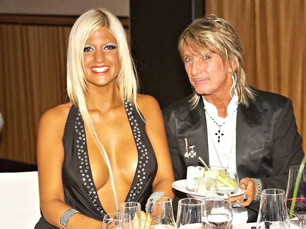 Bert Wollersheim und Frau Sophia