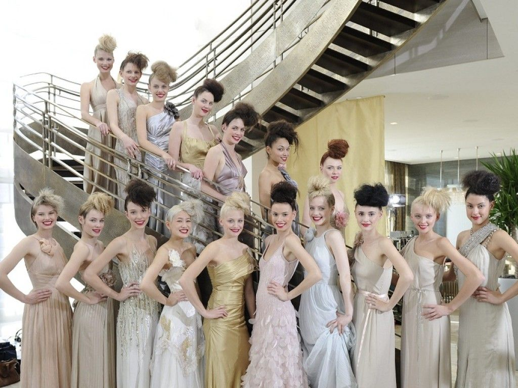 Germany's next Topmodel: Die Top 17 (2)