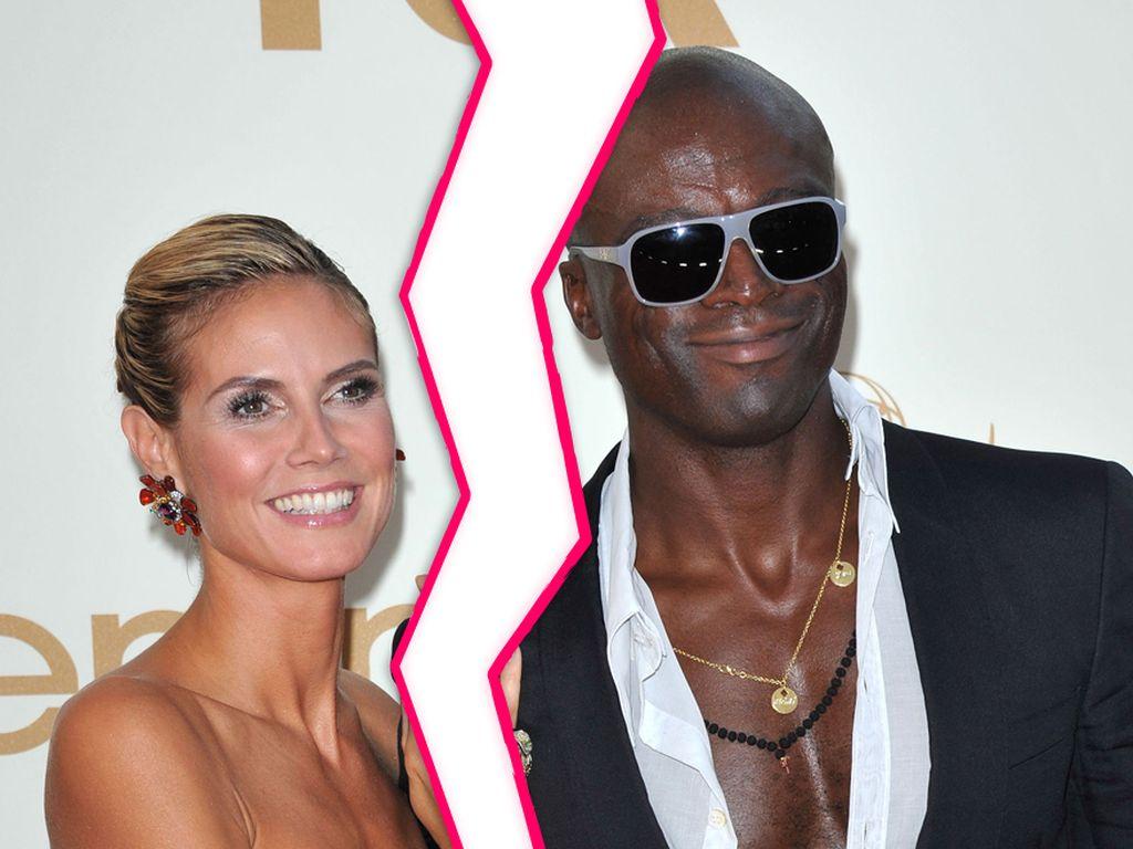 Heidi Klum und Seal sind getrennt