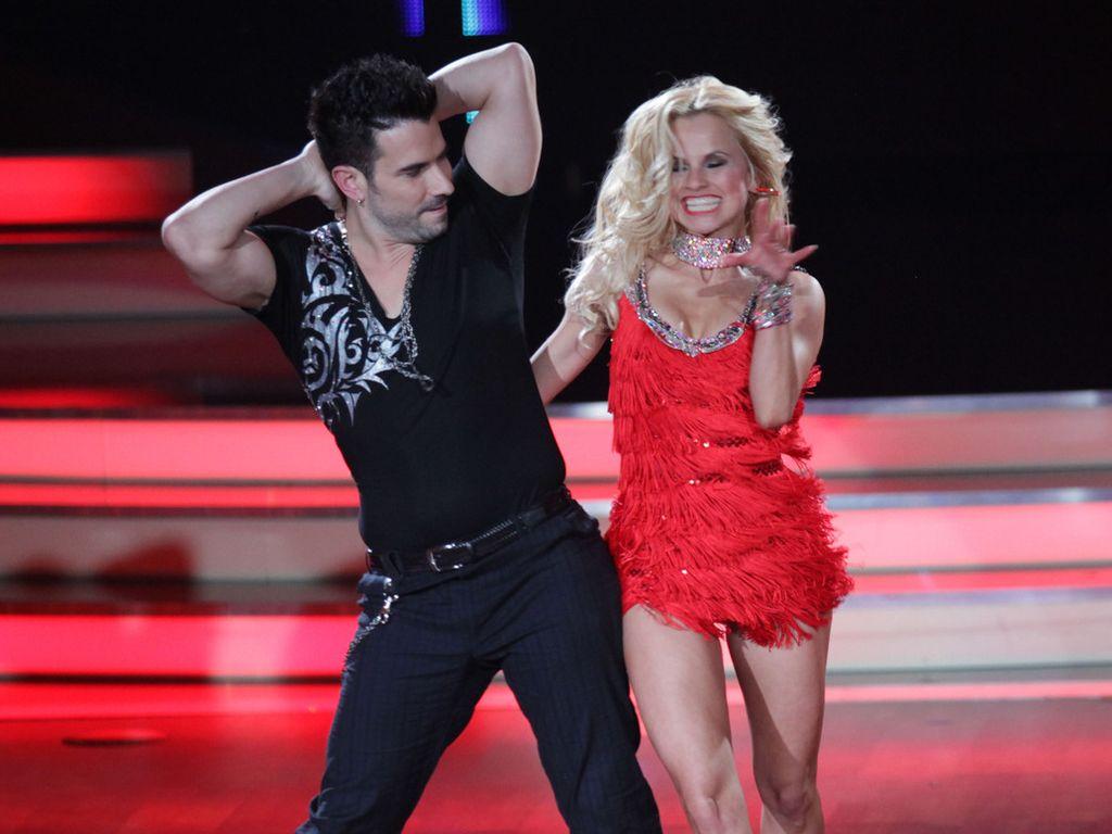 Marc Terenzi und Sarah Latton bei Let's Dance