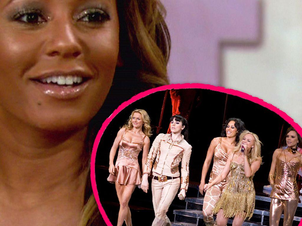 Mel B. und die Spice Girls