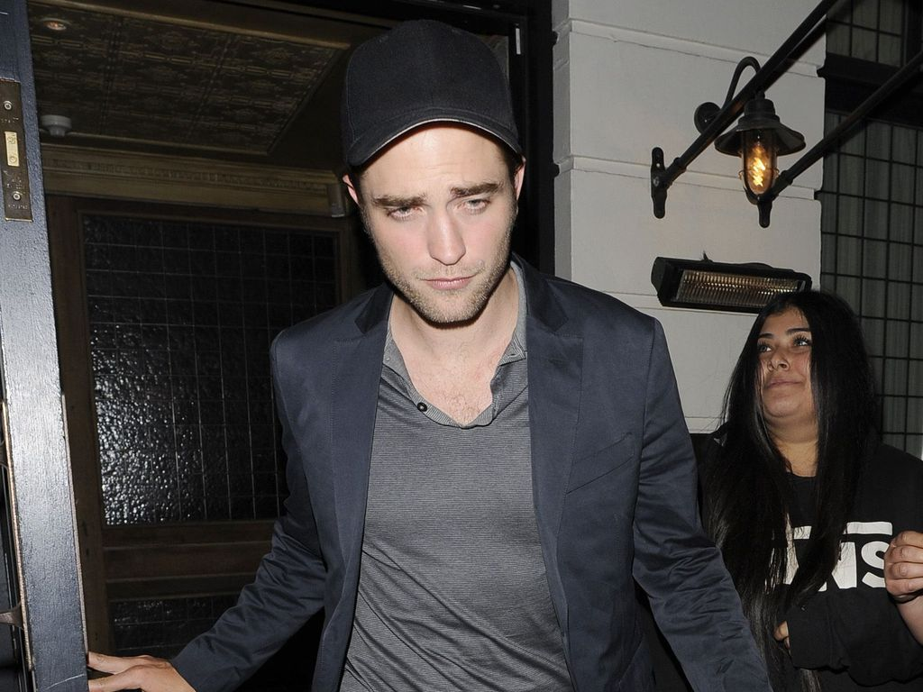 Robert Pattinson hats eilig