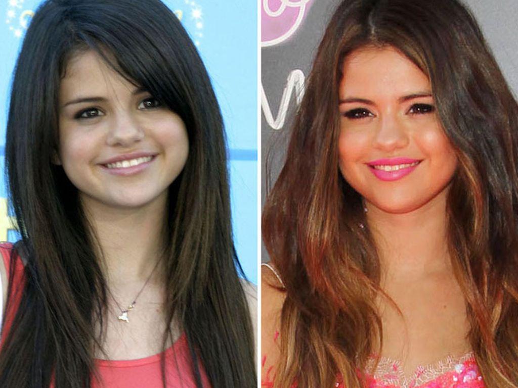 Selena Gomez 2007 und 2012