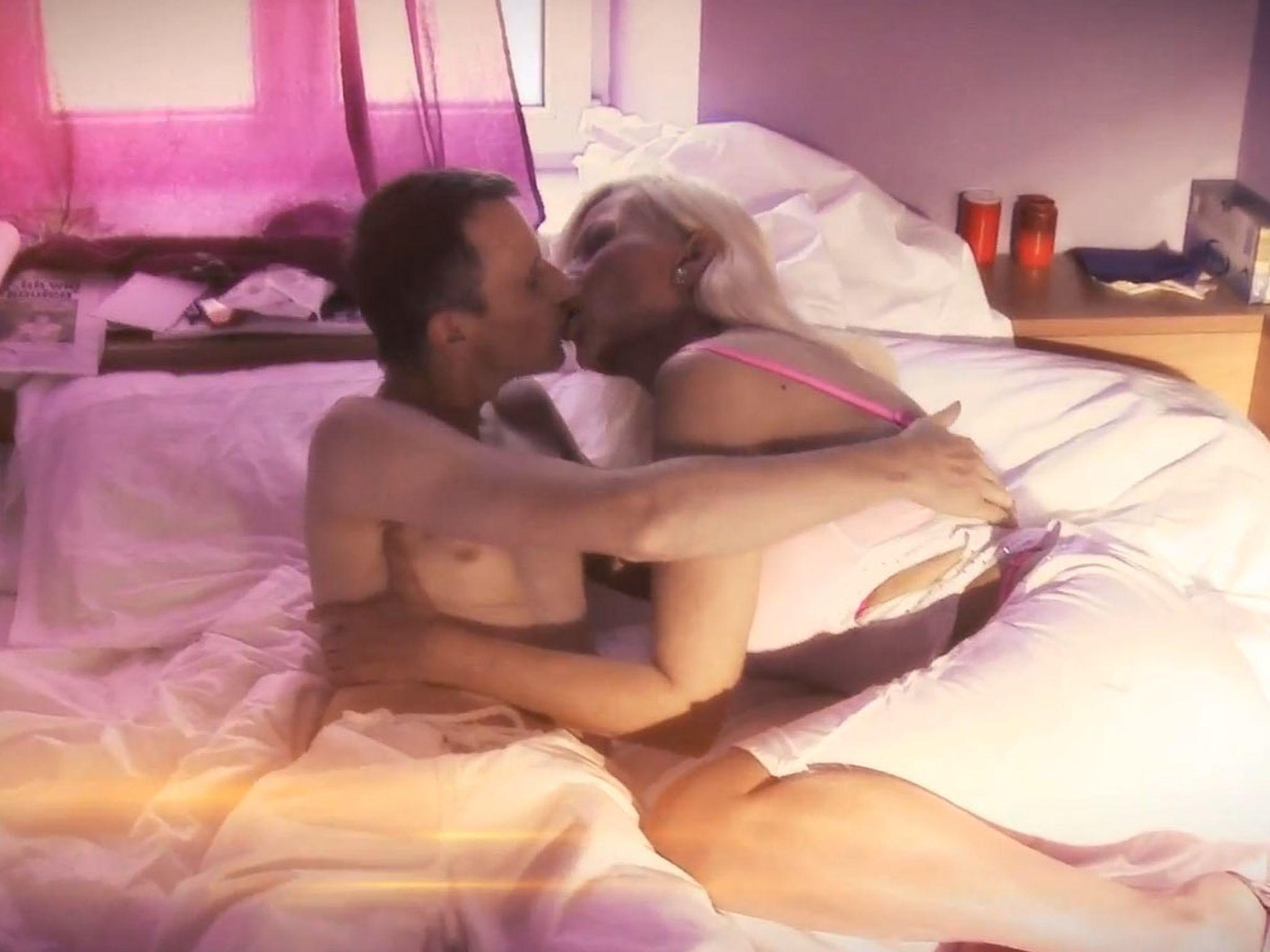 erotik mann sex im porno kino