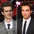 Andrew Garfield und Robert Pattinson werden oft miteinander verglichen