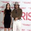 """Derzeit ist er auf Promo-Tour für seinen neuen Film """"The Tourist"""" mit Angelina Jolie"""