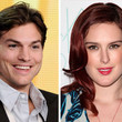 Ashton Kutcher und Rumer Willis kommen noch immer gut miteinander klar