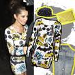 Cheryl Cole verließ jetzt einen Club im Fledermaus-Kleid