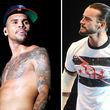 CM Punk beleidigte Chris Brown ganz unerwartet über Twitter
