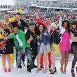 Die Top 10 trat in Ischgl bei einer Event-Show auf