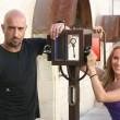 Andrea Kaiser und Alexander Wesselsky moderieren Fort Boyard