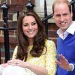 Am Sonntag wird sich zeigen, was die königlichen Eltern für Prinzessin Charlotte arrangiert haben