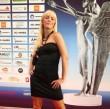Isabel Edvardsson von Let's Dance im kleinen Schwarzen