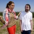 """Jana Ina Zarella hilft in """"Das Model und der Freak"""" einsamen Nerds aus sich herauszukommen"""