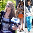 Auch Jessica Alba liebt ihre bunten Jeans