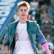 Für die Presse war es ein gefundenes Fressen, dass Bieber einen Lovesong von Frank singt