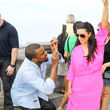 Kim und Kanye sind gerade in Brasilien