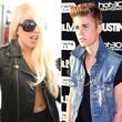 Lady GaGa und Justin Bieber haben Millionen von Followern auf Twitter