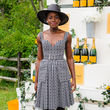 Lupita Nyong'o schaffte es auf Platz 6