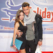 """Das Outfit, das er bei der """"Holiday on Ice""""-Premiere trug, hatte einen Wert von fast 20.000 Euro"""