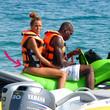 Mario Balotelli urlaubt mit zwei hübschen Damen