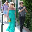Matthew Bellamy zeigt seiner Mutter Malibu