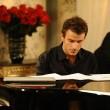 Max Alberti spielt David von Arensberg, der sich in Lena verliebt