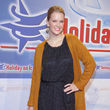 Zur Holiday-On-Ice-Premiere kam Monica Ivancan in einem lssigen Look