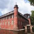 Schloss Gymnich war viele Jahre das Zuhause der Familie
