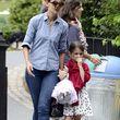 Katie lebt mit Tochter Suri in New York