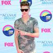 Dass Teenie-Star Justin inzwischen sogar mehr Erfolg als Usher selbst hat, macht diesem übrigens nichts aus