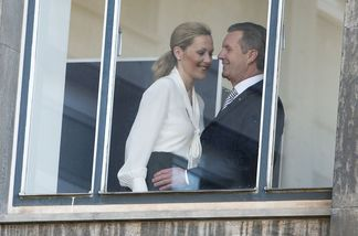 Christian und Bettina Wulff sind wieder zusammen