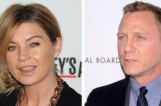 Ellen Pompeo regt sich im Internet über Daniel Craig auf