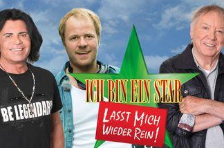 Costa Cordalis, Dustin Semmelrogge und Werner Böhme kämpften um den Wiedereinzug ins Dschungelcamp