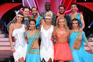 """Kurz vor dem Halbfinale von """"Let's Dance"""" musste ein Duo die Show verlassen"""