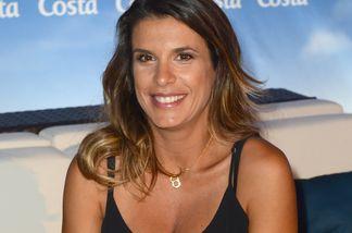 Elisabetta Canalis verzauberte auf der Movie meets Media