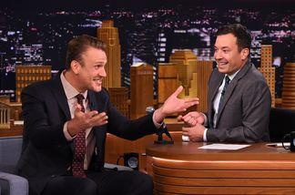 Jason Segel erzählte in der Tonight Show mit Jimmy Fallon eine lustige Anekdote