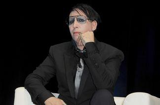 Marilyn Manson ist kaum wiederzuerkennen