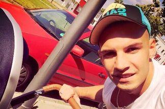 Pietro ist mit Alessio on Tour