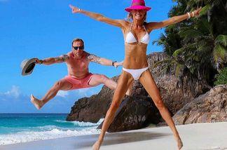 Ronan Keating und seine Frau Storm sind überwältigt von ihrem Glück