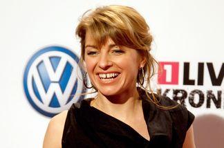 Sabine Heinrich freut sich über Nachwuchs