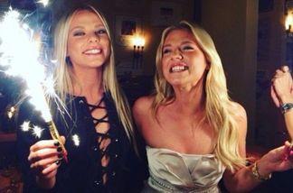 Valentina Pahde und ihre Zwillingsschwester feiern ihren 21. Geburtstag