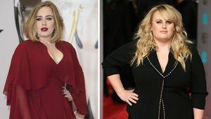 Adele und Rebel Wilson