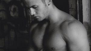 """""""Bachelorette""""-Philipp Stehler als Bodybuilder"""