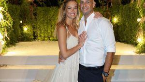 Bar Refaeli erstes Hochzeitsfoto
