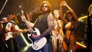 Billy Ray Cyrus in seinem neuen Video